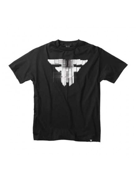 Playera Fallen Arclight S/S Black