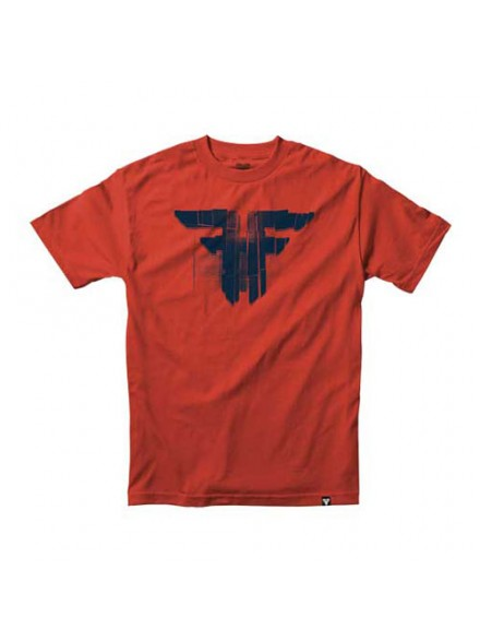Playera Fallen Arclight S/S Blood Red S