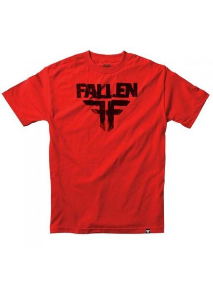Playera Fallen Fracture S/S Blor