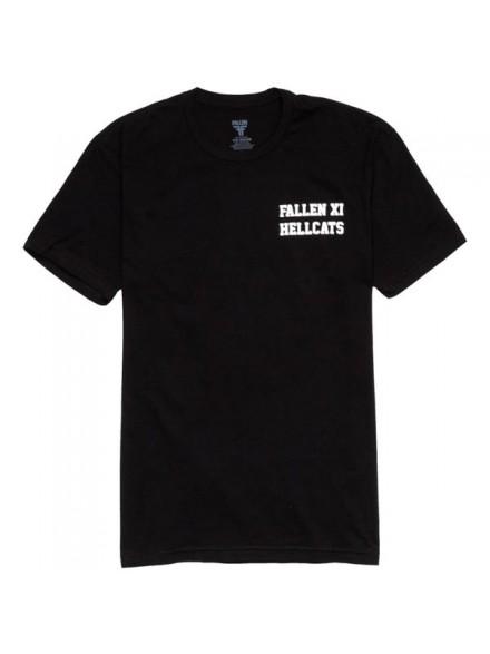 Playera Fallen Hellcats S/S Blk