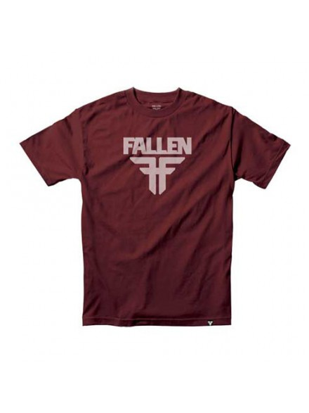 Playera Fallen Insignia Logo S/S Cocg M