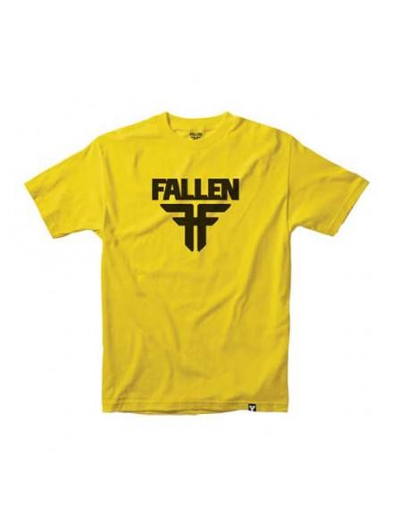 Playera Fallen Insignia Logo S/S Gayb