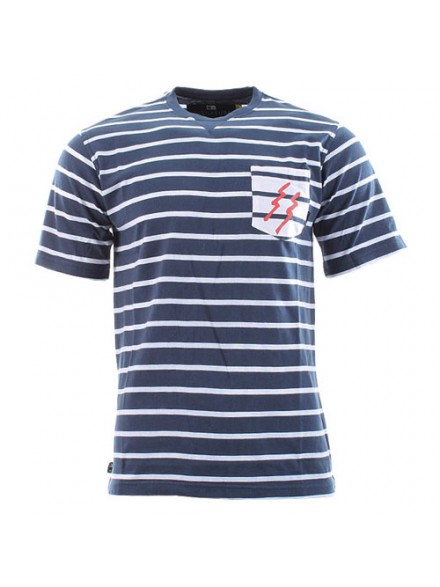 Playera Fourstar Anderson Sig S/S Navy