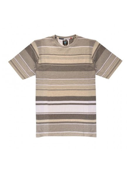 Playera Fourstar Crew Variable S/S Htr/Gry