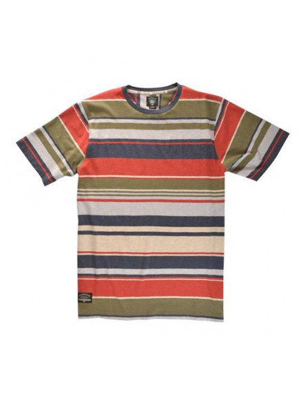 Playera Fourstar Crew Variable S/S Nvy/Htr S