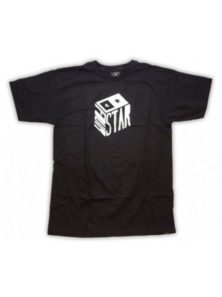 Playera Fourstar Cube Black S