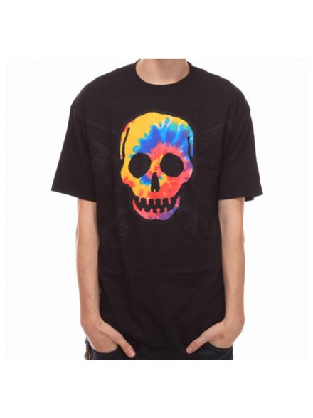 Playera Fourstar Latenight 2 Youth Black Small