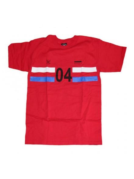 Playera Fourstar Sport 04 Red S
