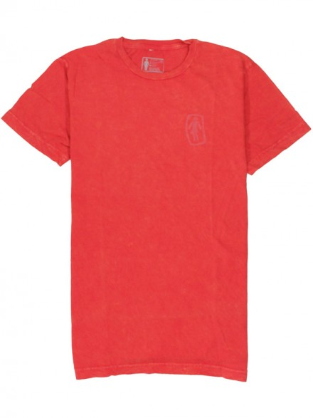 Playera Girl Sketchy Og Mineral Red