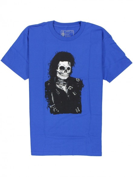 Playera Girl Skull Of Fame Jackson Royal