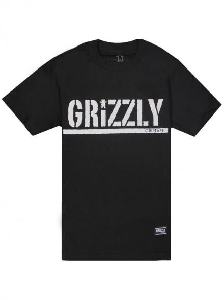 Playera Grizzly OG Stamp Black