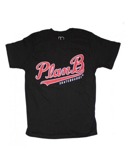 Playera Plan B Crosstown S/S Blk