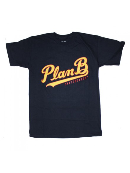 Playera Plan B Crosstown S/S Nvy