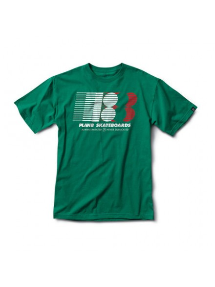 Playera Plan B Triple S/S Kelly S