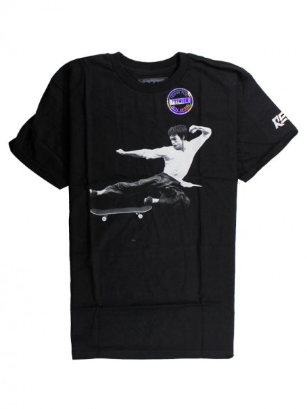 Playera Real Flick Fury Black