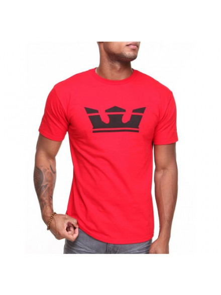 Playera Supra Icont S/S Red Black M