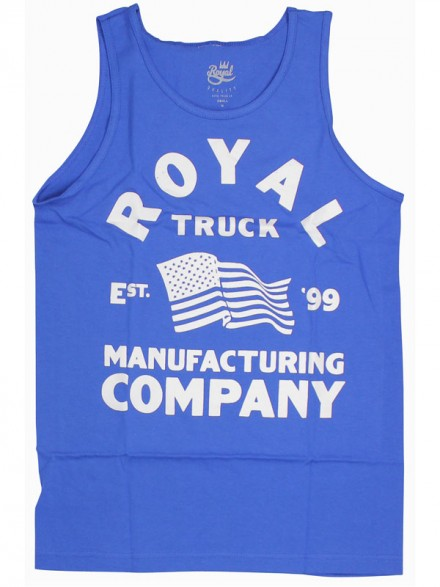Playera Tank Royal Merica Royal