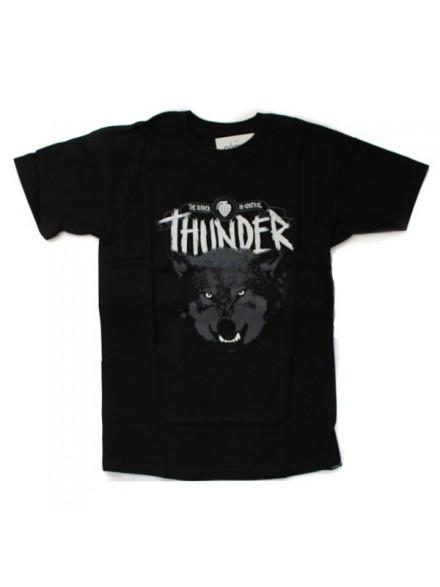 Playera Thunder Wolf S/S Blk