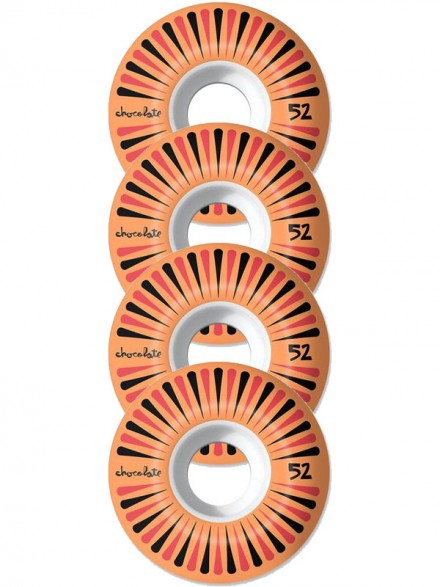 Ruedas Chocolate Sprite Orange 99D 52mm