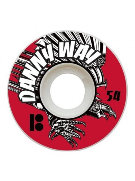 Ruedas Skate Plan B Destroyer Way 54 Mm