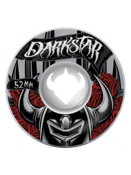 Ruedas Skate Darkstar Knight Roses Street Formula White 52 Mm