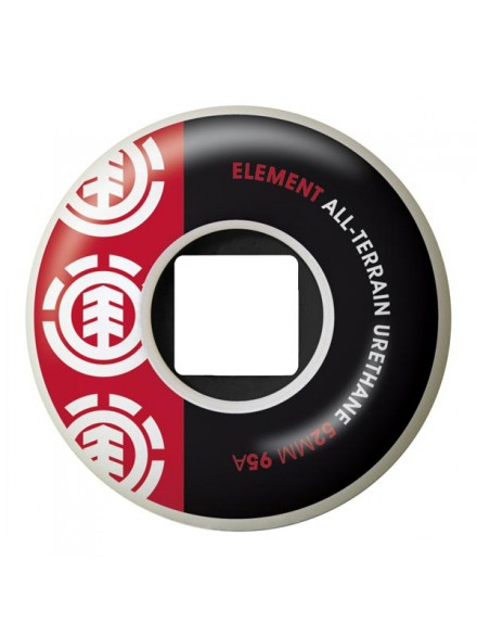 Ruedas Skate Element Section 52 mm