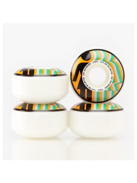 Ruedas Skate Girl Striker Assorted 51 Mm