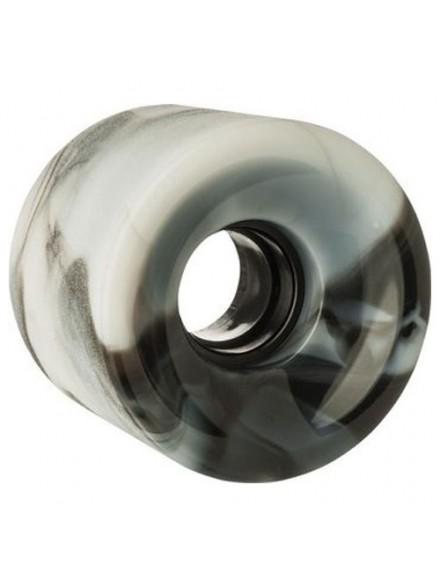 Ruedas Skate Globe Bantam Swirl White/Black 62
