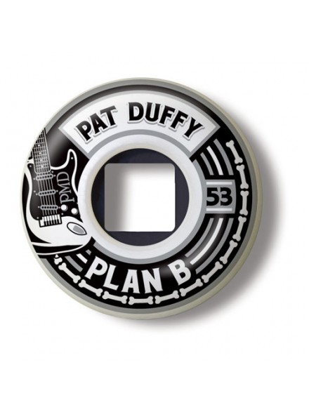 Ruedas Skate Plan B Duffy Crest 2.0 53 Mm