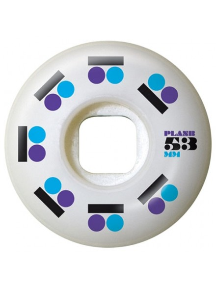 Ruedas Skate Plan B Icon 53 Mm