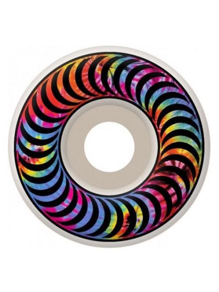 Ruedas Skate Spitfire Classic Tie Dye 53 Mm