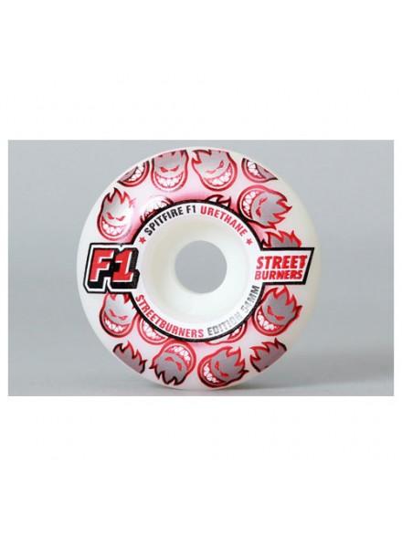Ruedas Skate Spitfire F1 Streetburnrs 54 Mm