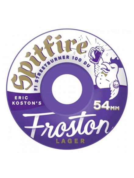 Ruedas Skate Spitfire F1sb Koston Lagr Pur 54 Mm