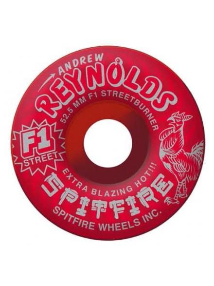 Ruedas Skate Spitfire F1sb Reynolds Blaz Swl 52.5 Mm