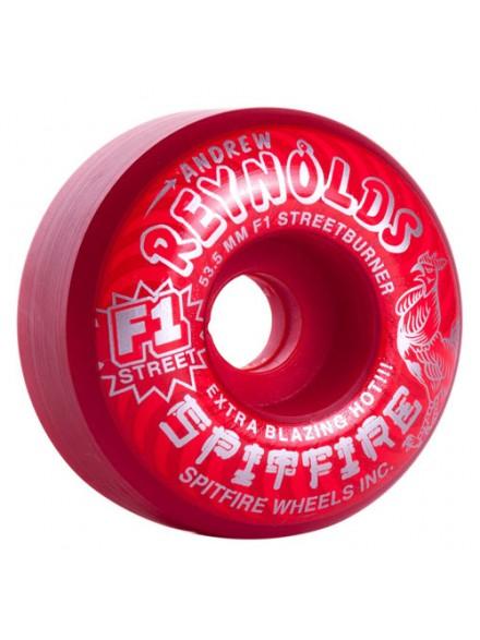 Ruedas Skate Spitfire F1sb Reynolds Blaz Wht 53.5 Mm