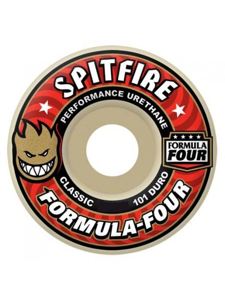 Ruedas Skate Spitfire Formula Four 101d Clsc 52mm