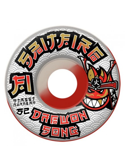 Ruedas Skate Spitfire F1 Sb Song Mercenary Swl 52mm