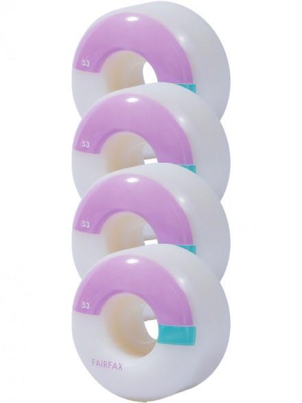 Ruedas Wayward Solid State Fairfax Pink 53mm