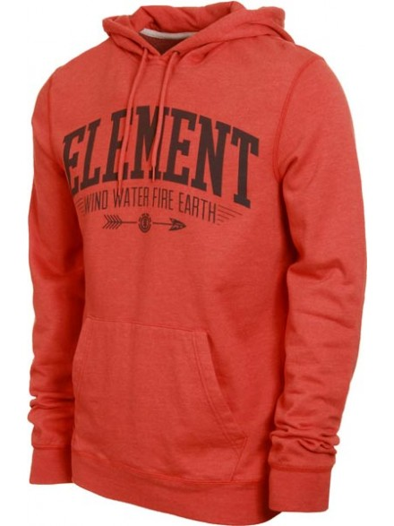 Sudadera Element Capita Rust