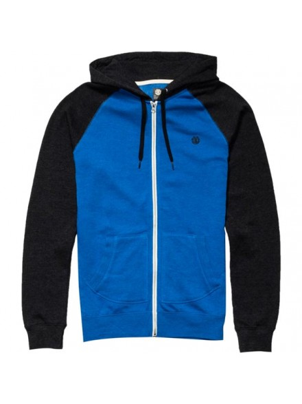 Sudadera Element Vermont Zip Roy