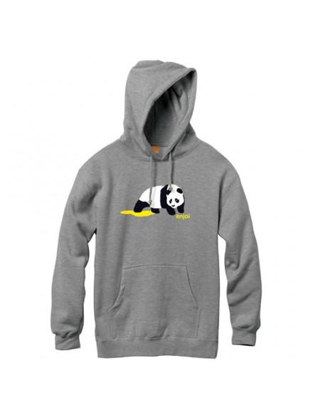 Sudadera Enjoi Panda Pee P/O Gunmetal/Heather S