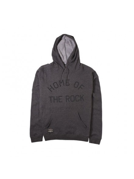 Sudadera Fourstar Cities Charcoal Heather L
