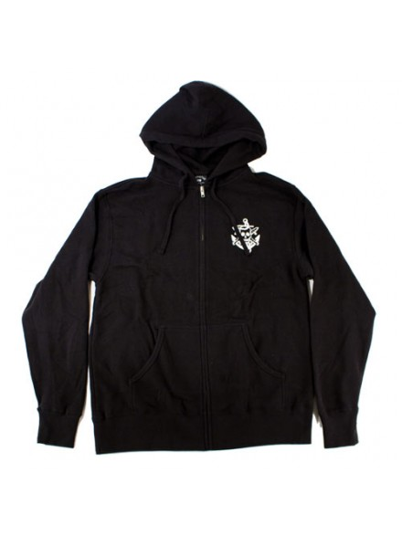 Sudadera Fourstar Pirate Anchor Black S
