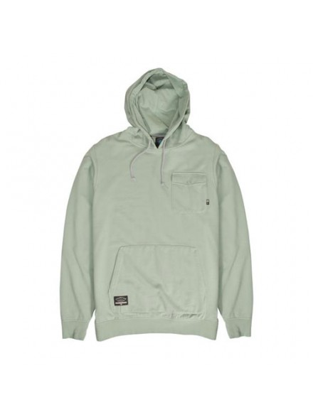 Sudadera Fourstar Utility Pale Green S