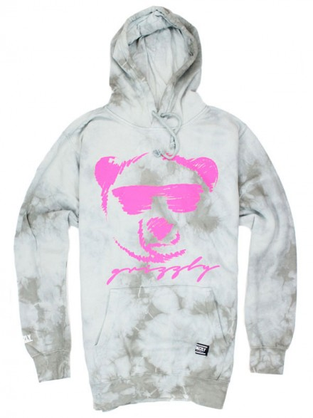 Sudadera Grizzly Coolin Grey