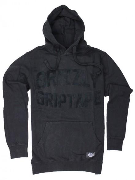Sudadera Grizzly TDMK Black