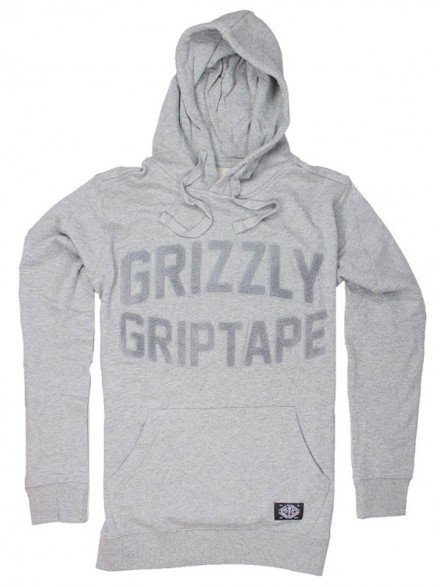 Sudadera Grizzly TDMK Grey
