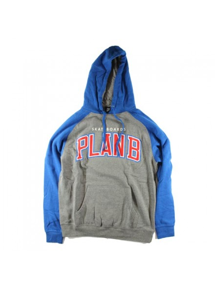 Sudadera Plan B Iv League Roy