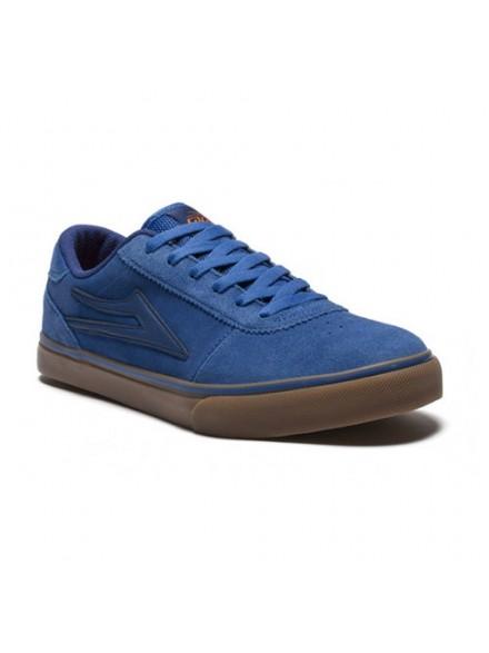 Tenis Skate Lakai Manchester Select Blue Gum Suede