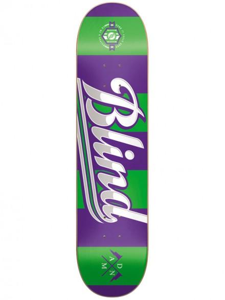 Tabla Blind Rugby Purple Green 8